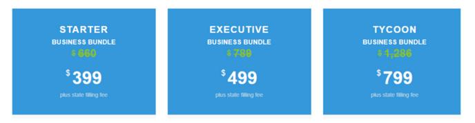 Inc Authority Pricing