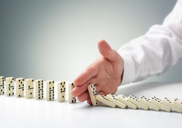 Mitigating business risk