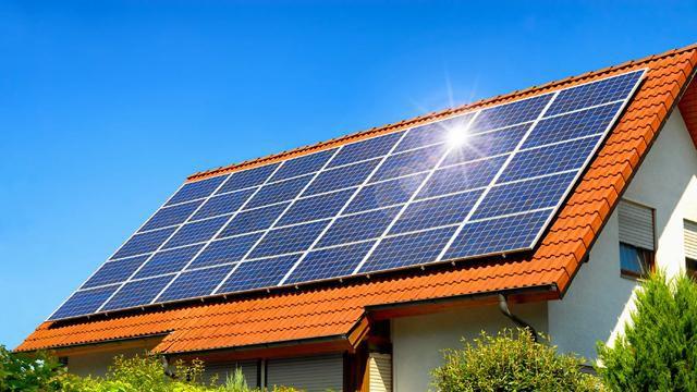 Solar panel business