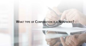 What-type-of-corporation-is-a-nonprofit-