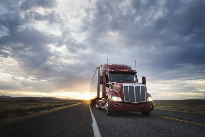 cdl truck driving